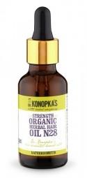Dr.Konopka'S - Bylinný olej na vlasy pro posílení vlasů č. 28, 30 ml