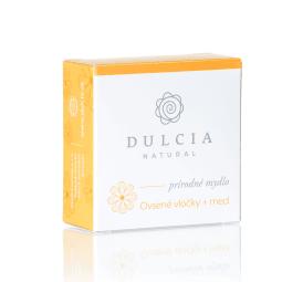 Přírodní mýdlo - Ovesné vločky + med 90 g