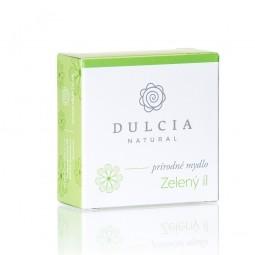 Akce spotřeba: 05/2021 Přírodní mýdlo - Zelený jíl 90 g