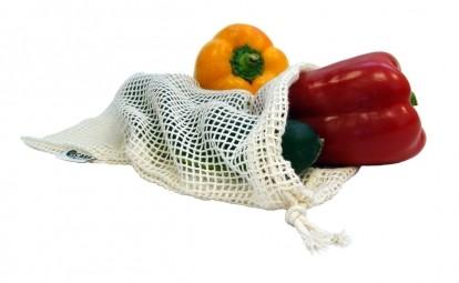 Kapsa síťové na ovoce a zeleninu malé