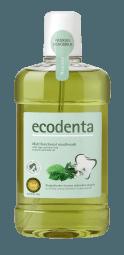 Multifunkční ústní voda - Šalvěj & Aloe Vera & Mátový olej