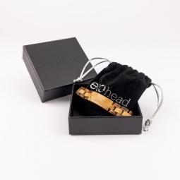 Náramek na ruku - Darkness Oak s krabičkou
