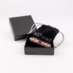 Náramek na ruku - Red Santal s krabičkou