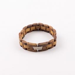 Náramek na ruku - Walnut Oak