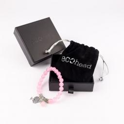 Náramek - Pink Tree s krabičkou