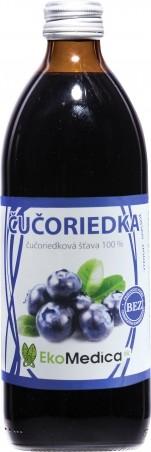Šťáva Borůvka 100% - 500 ml