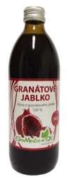 Šťáva Granátové jablko 100% - 500 ml