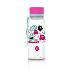 Láhev Equa Pink Monsters New, 600 ml