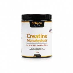 Fit4you Kreatin 500g