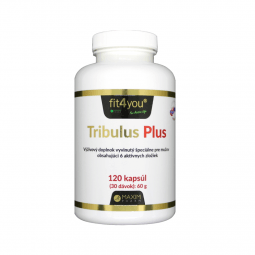 Fit4you Tribulus Plus 120 ks