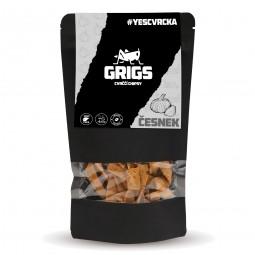 Grigs Cvrččí chipsy - Česnek