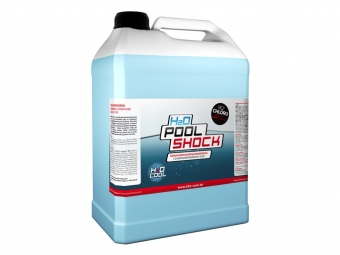 H2O POOL SHOCK - šoková dezinfekce 5 l
