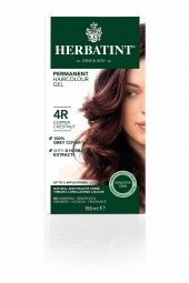 HERBATINT permanentní barva na vlasy měděný kaštan 4R