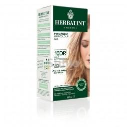 HERBATINT 10DR světlo-měděno zlatá  pernamentní barva na vlasy