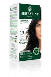 HERBATINT permanentní barva na vlasy černá 1N