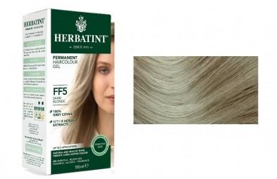 HERBATINT permanentní barva na vlasy písková blond FF5