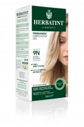 HERBATINT 9N medová blond permanentní barva na vlasy