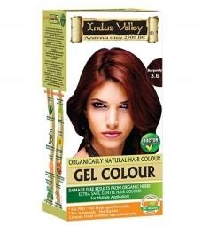 Akce spotřeba: 08/2021 Gelová barva na vlasy Burgundská 3.6