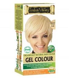 Gelová barva na vlasy Blond 9.0
