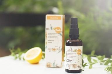 Anticelulitidní Masážní Olej - Hloubkový Detox