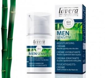 Vyživující hydratační krém pro muže