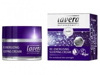 lavera Energetizující noční krém 50ml