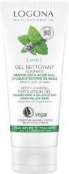 Exfoliační čisticí gel