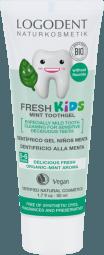 FRESH KIDS zubní gel máta