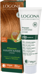 Krémová barva na vlasy copper red - 150ml