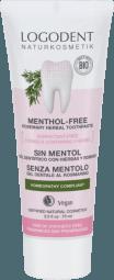 Logodent - Bylinná zubní pasta rozmarýn bez mentholu