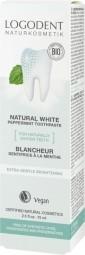 Logodent zubní pasta NATURAL WHITE