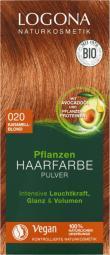 Logona barva na vlasy - Sahara - 100g