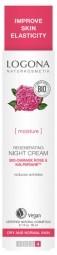 Regenerační noční krém BIO damašská růže