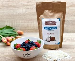 Fitness ovesná kaše Love s chia semínky - Kokosová 500 g