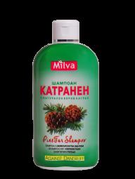 Šampon dehet 200ml Milva