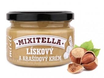Mixitella - Lískové ořechy a arašídy