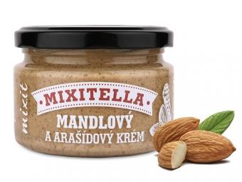 Mixitella - Mandle a arašídy