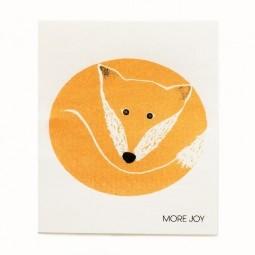 More Joy Liška - utěrka