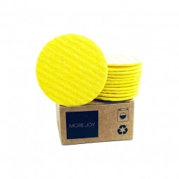 More Joy More Joy kosmetický tampon 12ks žlutý