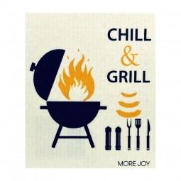 More Joy Chill & Grill - utěrka