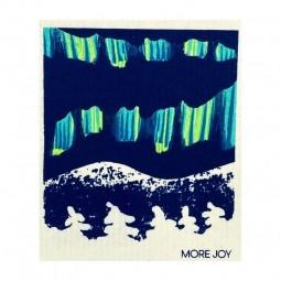 More Joy Polární záře - utěrka