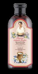 Agafja smetanový šampon na barvené vlasy