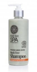 Přírodní posilující šampon Bříza BANIA DETOX