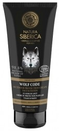 Krém na ochranu obličeje a rukou Wolf Code