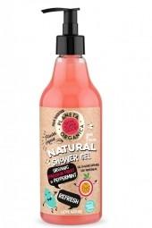 Přírodní osvěžující sprchový gel - Refresh - Ovoce a máta