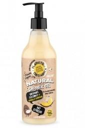 Přírodní sprchový gel Bez stresu - Organický kokos a vanilkový banán