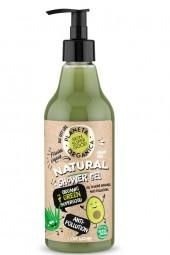 Přírodní sprchový gel - Organických 7 zelených super složek