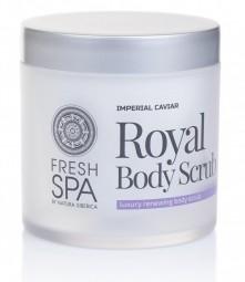 Luxusní obnovující tělový peeling * Imperial Caviar *