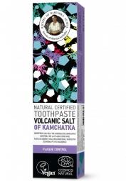 RBA Přírodní certifikovaná zubní pasta - Kamčatská sopečná sůl