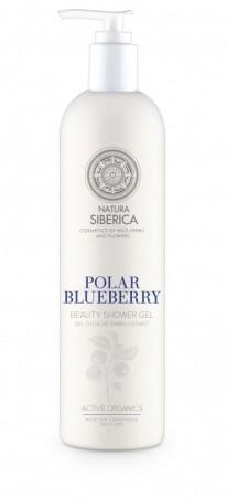 Siberie Blanche - Polární borůvka - zkrášlující sprchový gel